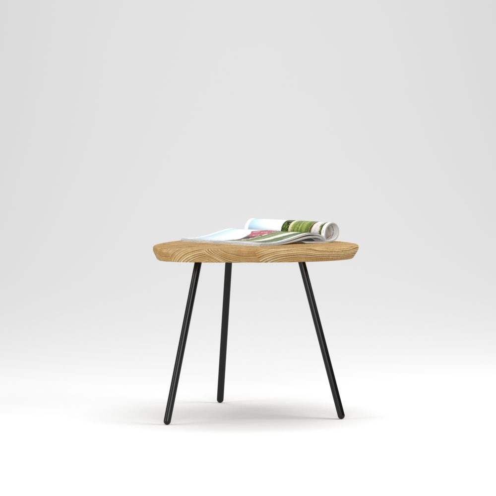 Bloom coffee table small - Фото №1