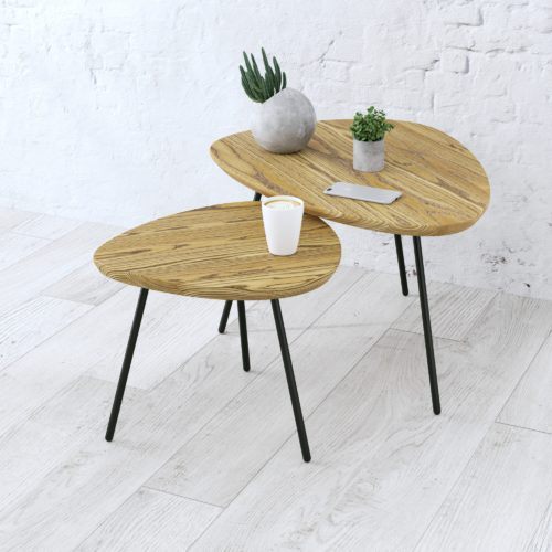 Bloom coffee table small - Фото №2