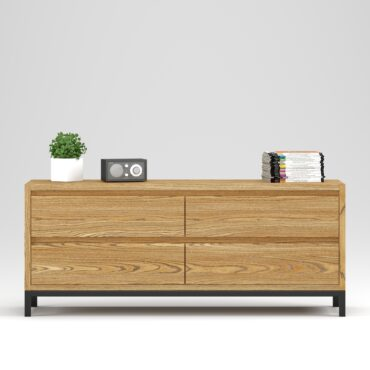 Oxford chest 4 drawers - Фото №20-0029