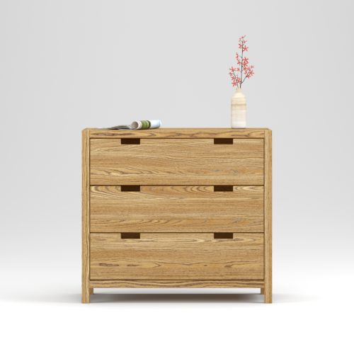 Assen chest of 3 drawers - Фото №20-0030