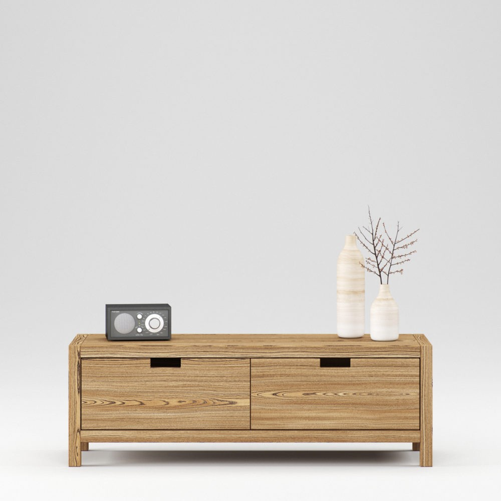 Media Stand Assen 2 drawers - Фото №1