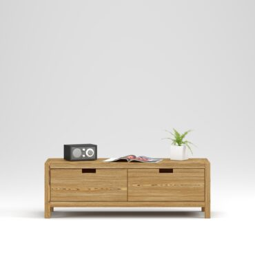 Media Stand Assen 2 drawers - Фото №24-0029