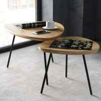 Bloom coffee table small - Фото №12