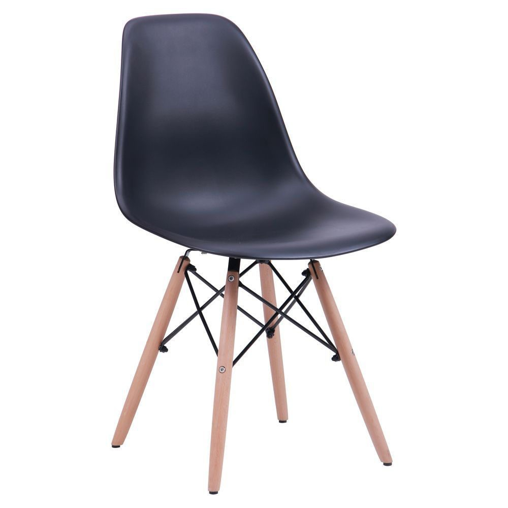 Chair like Eames – black - Фото №1
