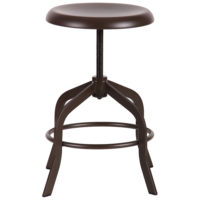 Utah adjustable stool - Фото №3