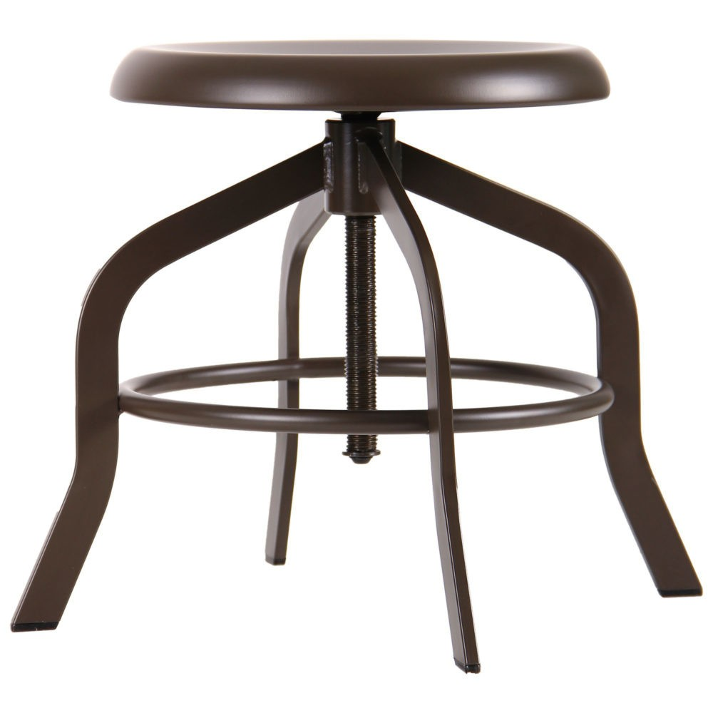 Utah adjustable stool - Фото №4