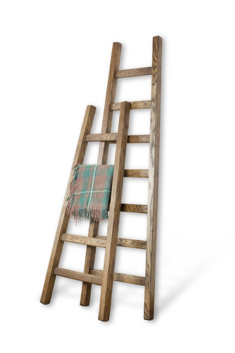 Rustic ladder large - Фото №3