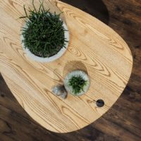 Bloom coffee table small - Фото №15