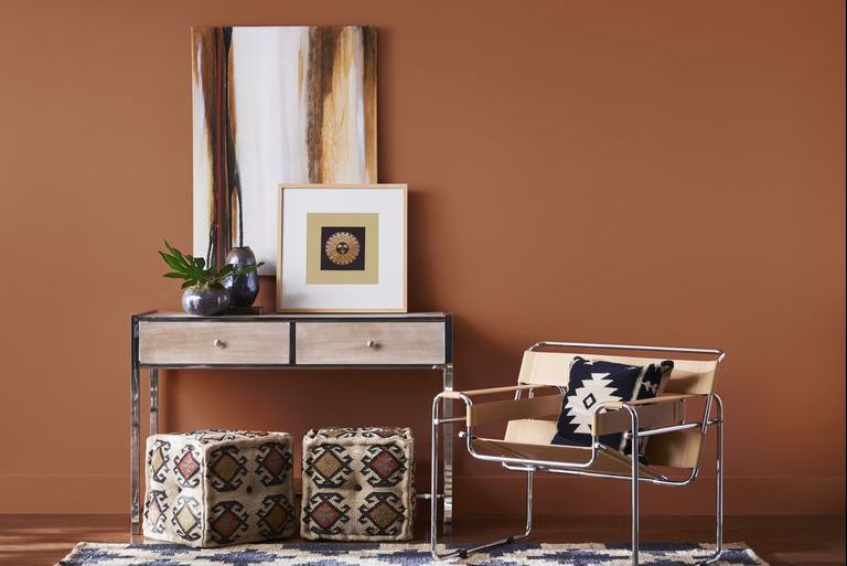 Soft Terracotas (by Sherwin Williams)