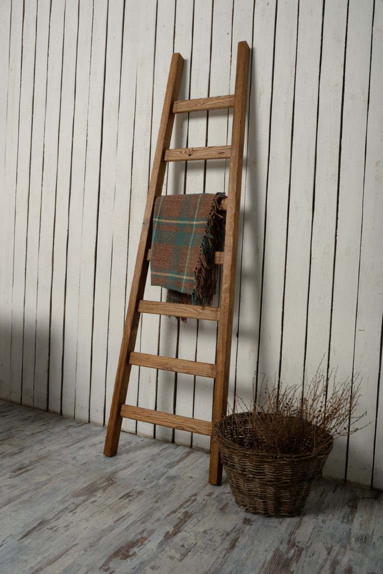 Rustic ladder large - Фото №5
